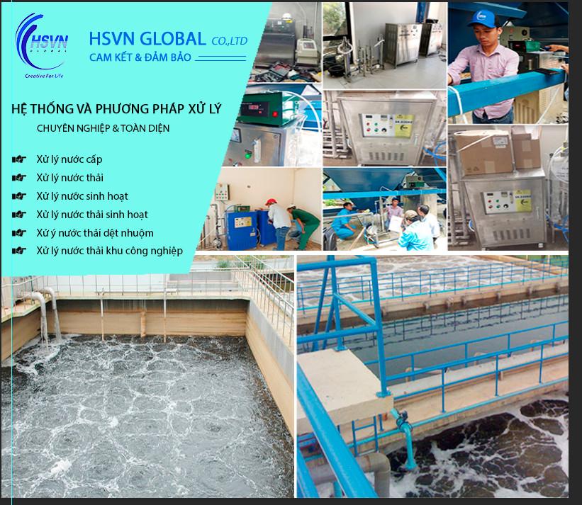cách xử lý mùi cho hệ thống xử lý nước thải